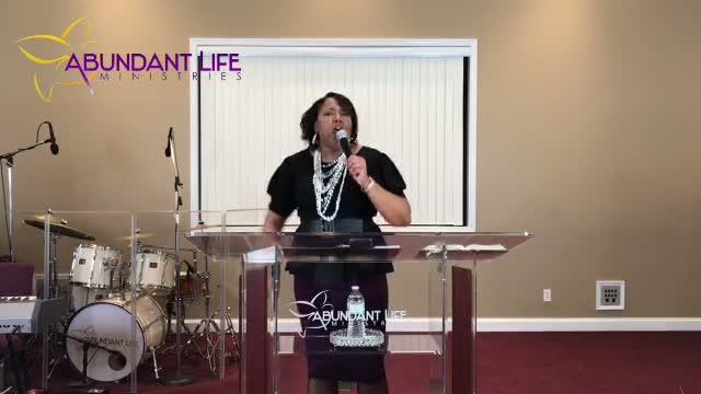 Abundant Life Ministries  on 03-Jan-21-15:55:16