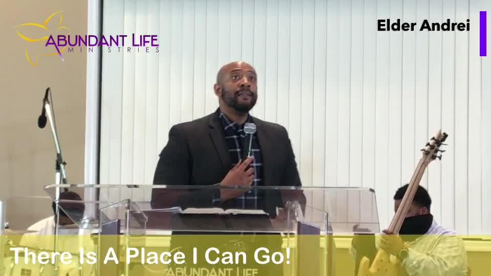 Abundant Life Ministries  on 15-Nov-20-16:44:47