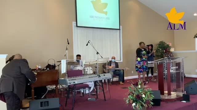 Abundant Life Ministries  on 18-Apr-21-14:57:17