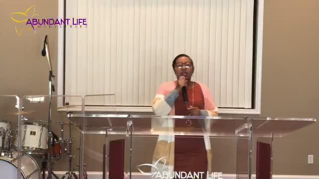 Abundant Life Ministries  on 24-Jan-21-15:55:43
