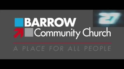 Behind The Scenes at Filming The Barrow Community Church Service
