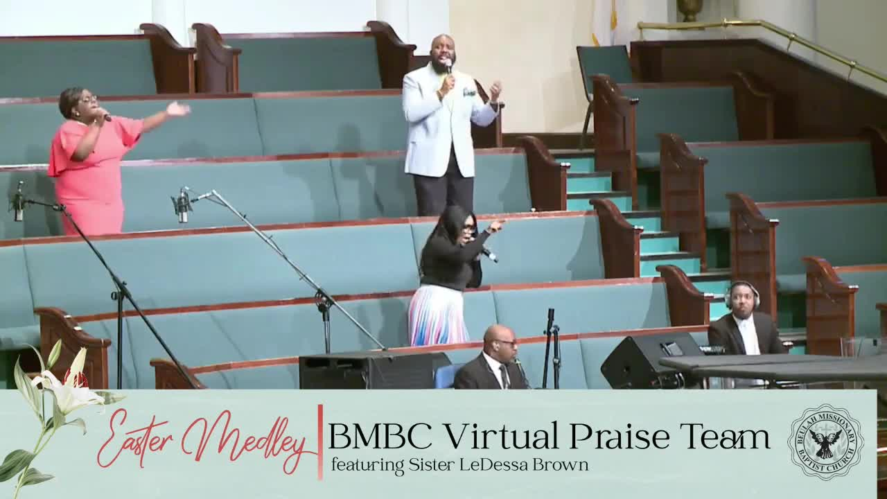 BMBC 2021 Virtual Easter Program