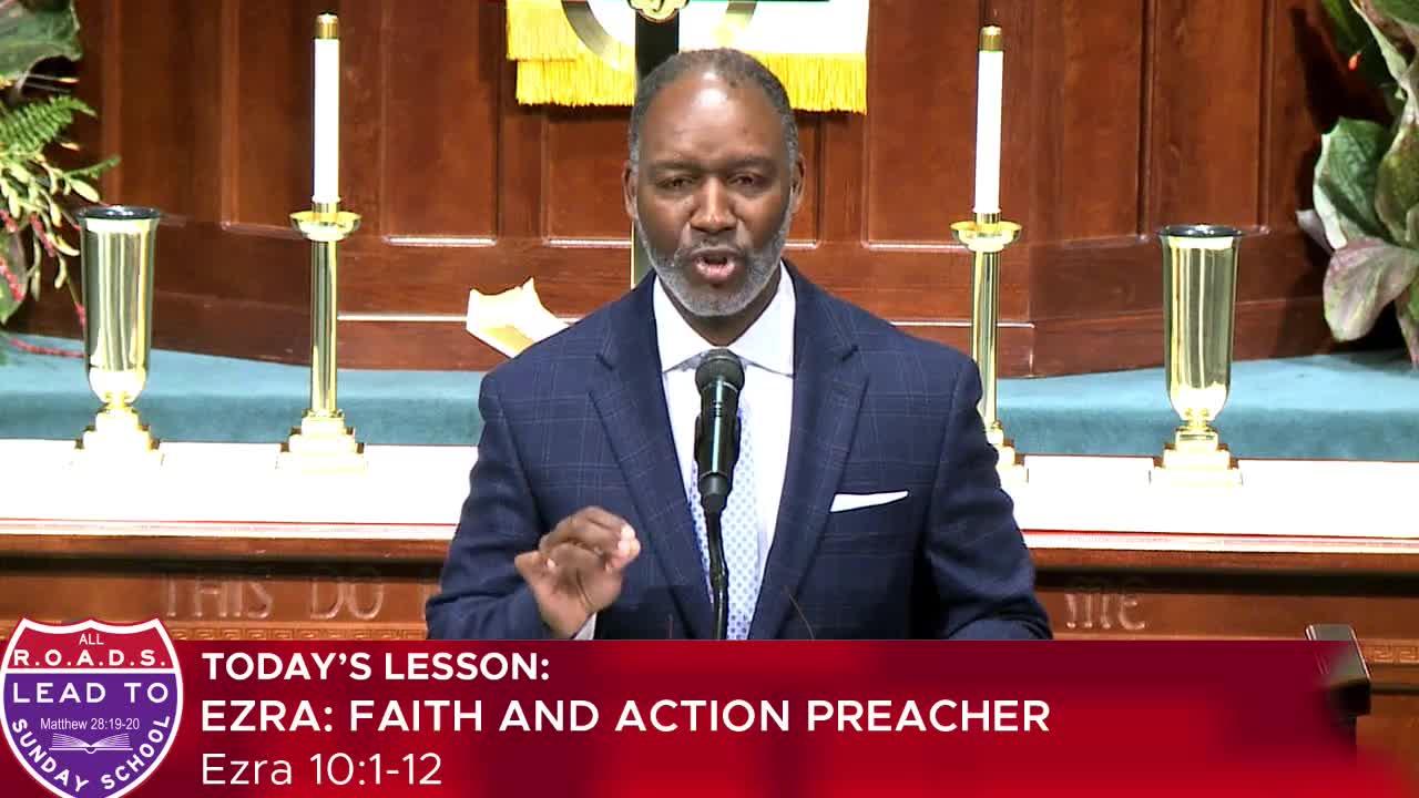 FAITH AND ACTION PREACHER