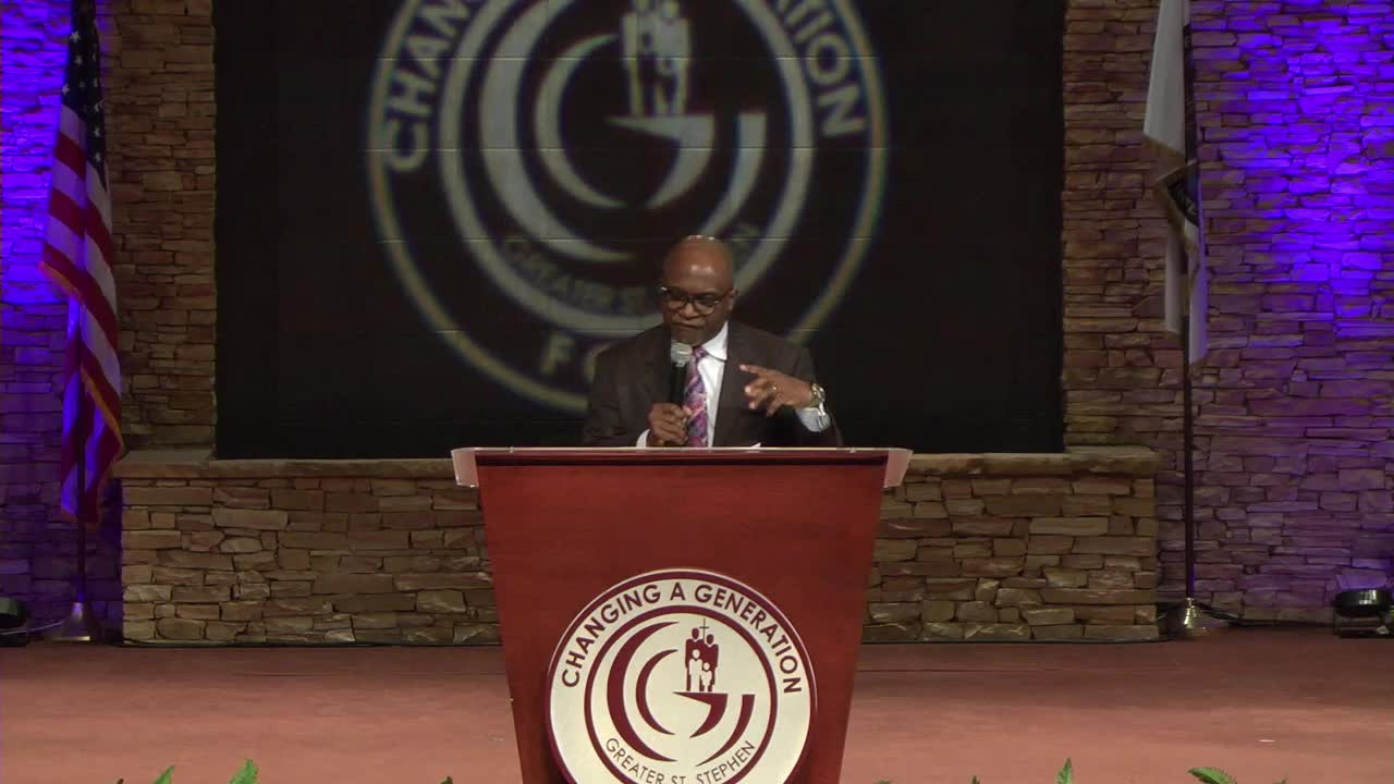 Bishop Paul S. Morton- Don't Be Deceived