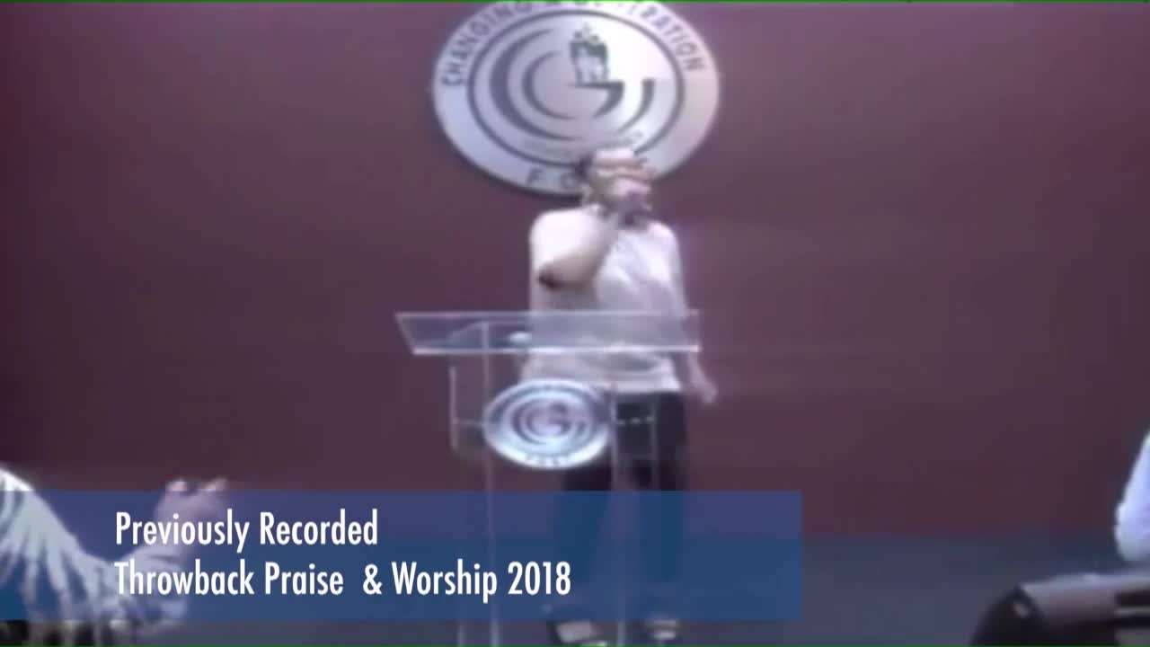 Bishop Paul S. Morton- Activating The Promise of Faith Through Patience  (Throwback 2018)