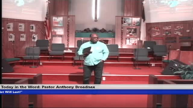 210303 WED, Possessing Your Peace, Pastor Anthony Broadnax