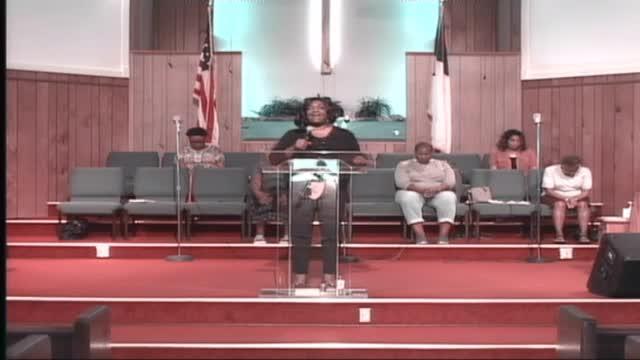 20200708 WED 7PM, Faith and Trust in Faithless Times,  Habakkuk 2:1-4, Pastor Mary Goodman