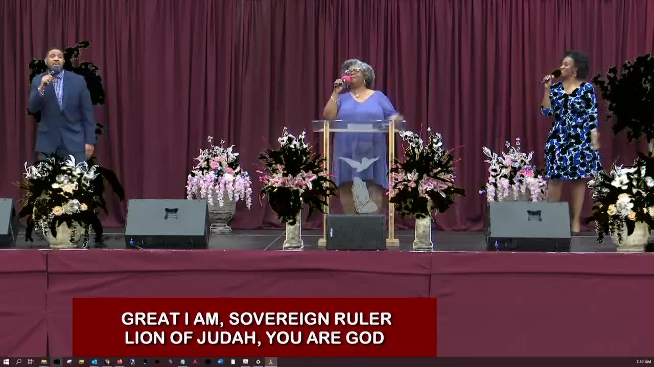 Cornerstone Peaceful Bible Baptist Church  on 09-May-21-11:39:17