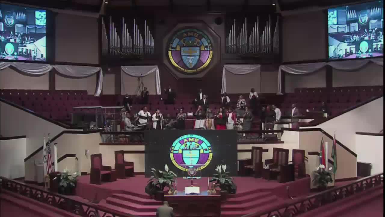 Mar. 15, 2020 - God Will Take Care of You (Rev. Dr. Grainger Browning Jr.) - 7:45 a.m.