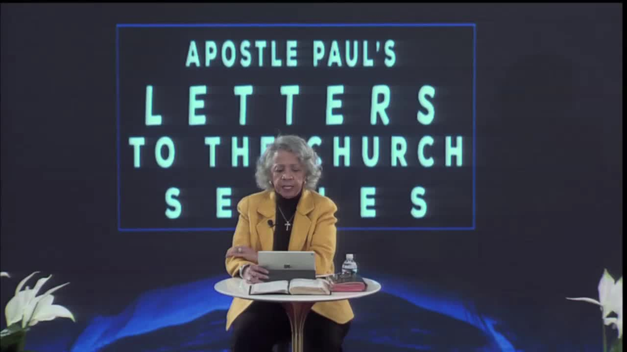 Apostle Paul's Letters To The Church