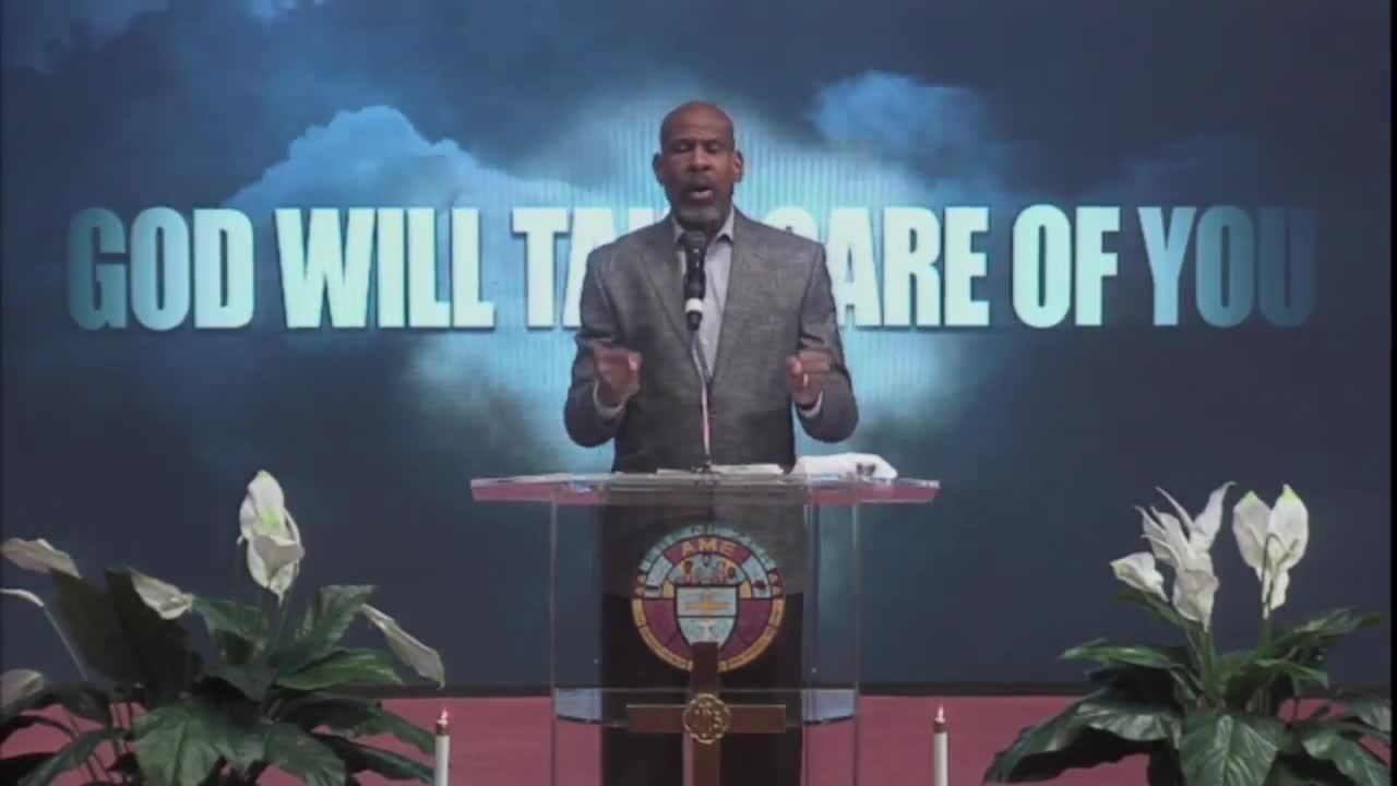 EBENEZER A.M.E. CHURCH Sunday Worship Service Live  on 26-Mar-20-09:57:44