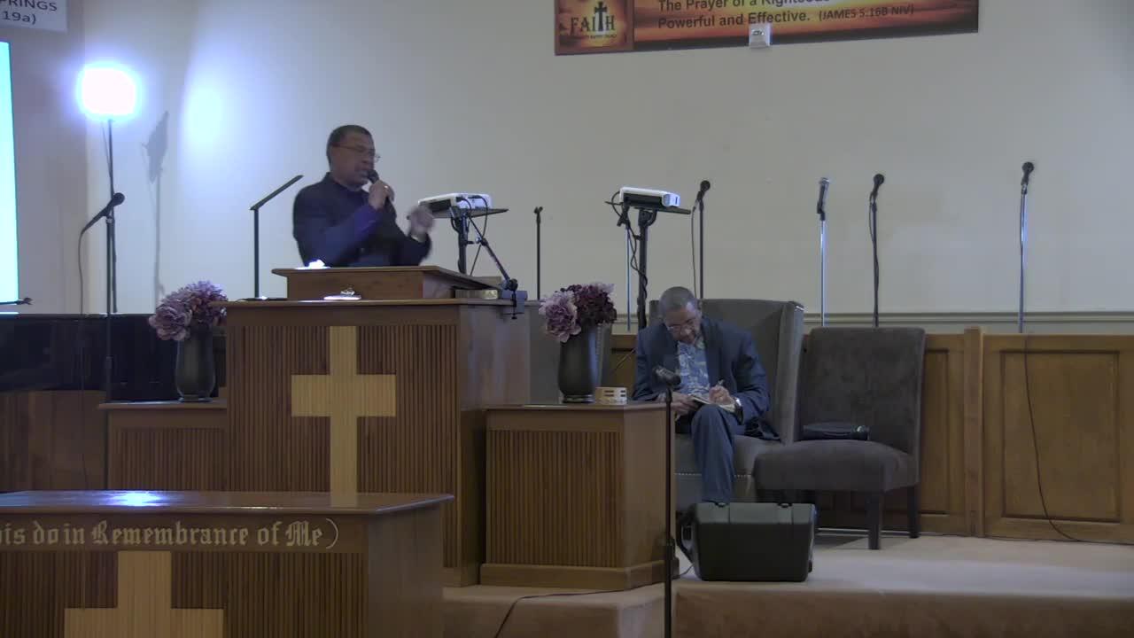 Faith Community Baptist Church on 15-Sep-19-15:09:28