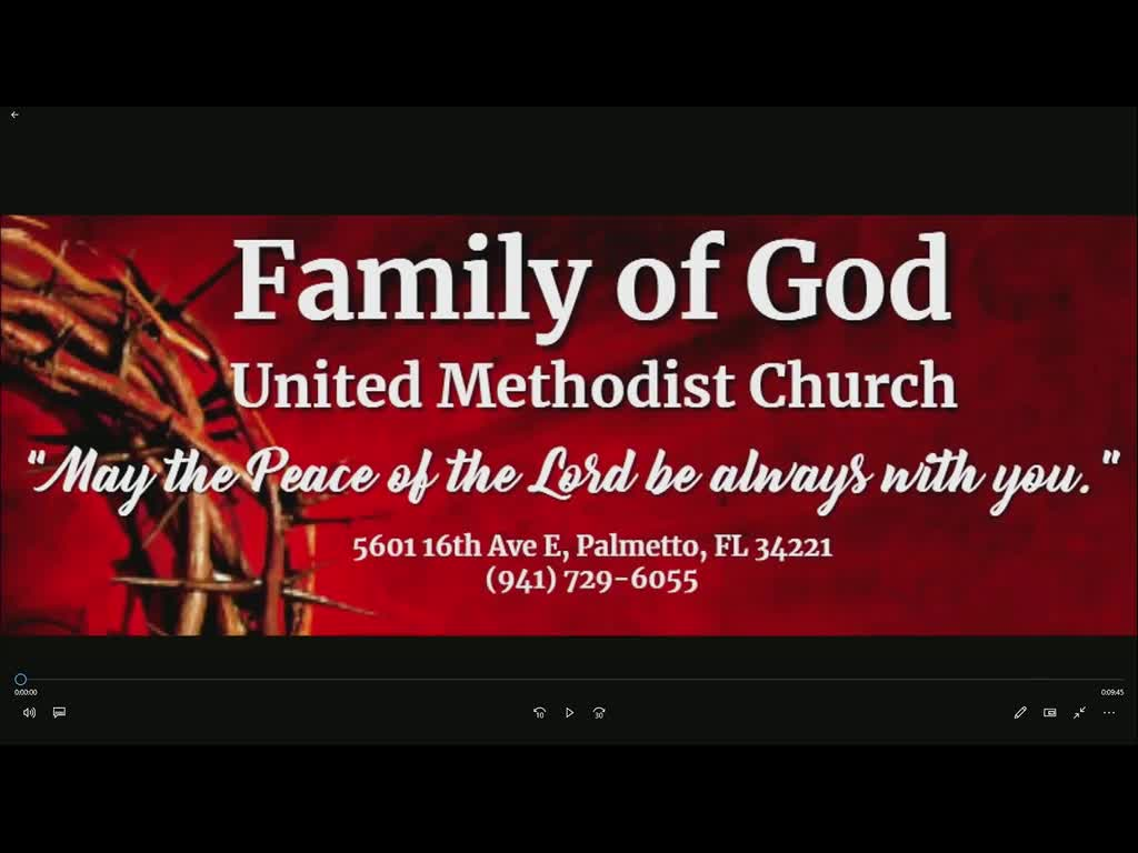 Family of God TV on 02-May-21-13:52:47