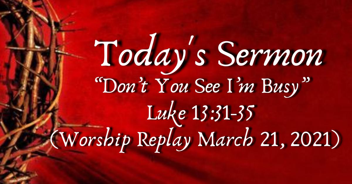 Family of God TV on 21-Mar-21-13:56:19