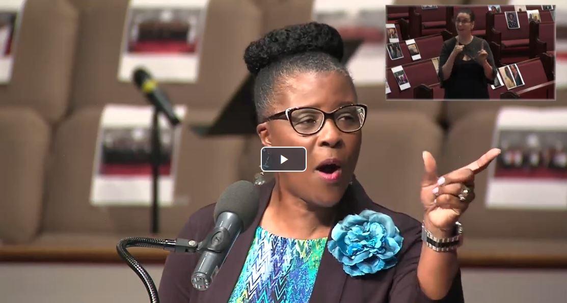 From Pity To Praise, Asst. Pastor Reverend Dr. Sandra K. James, June 21, 2020 @ 11am
