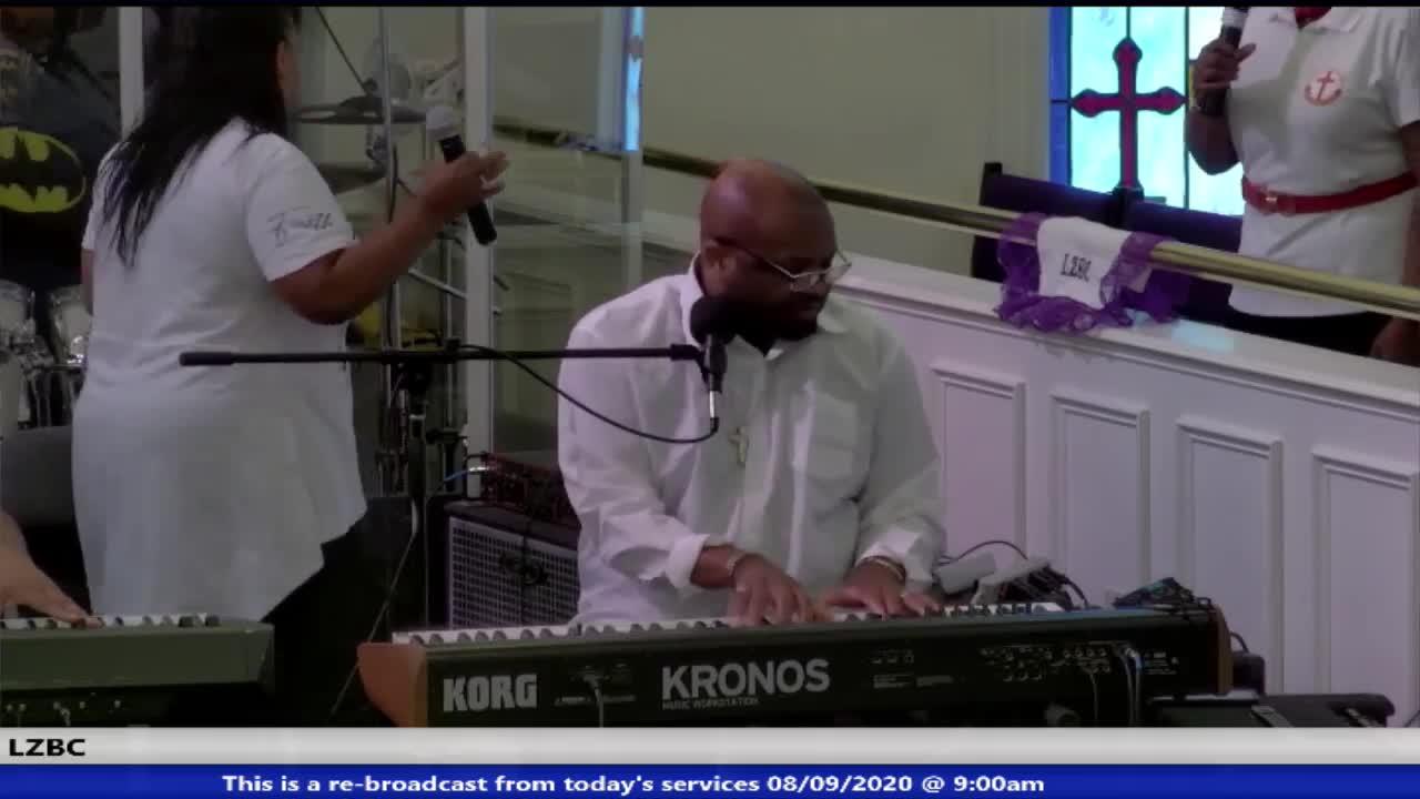 Little Zion Baptist Church TV  on Aug 09 20 Seize The Moment