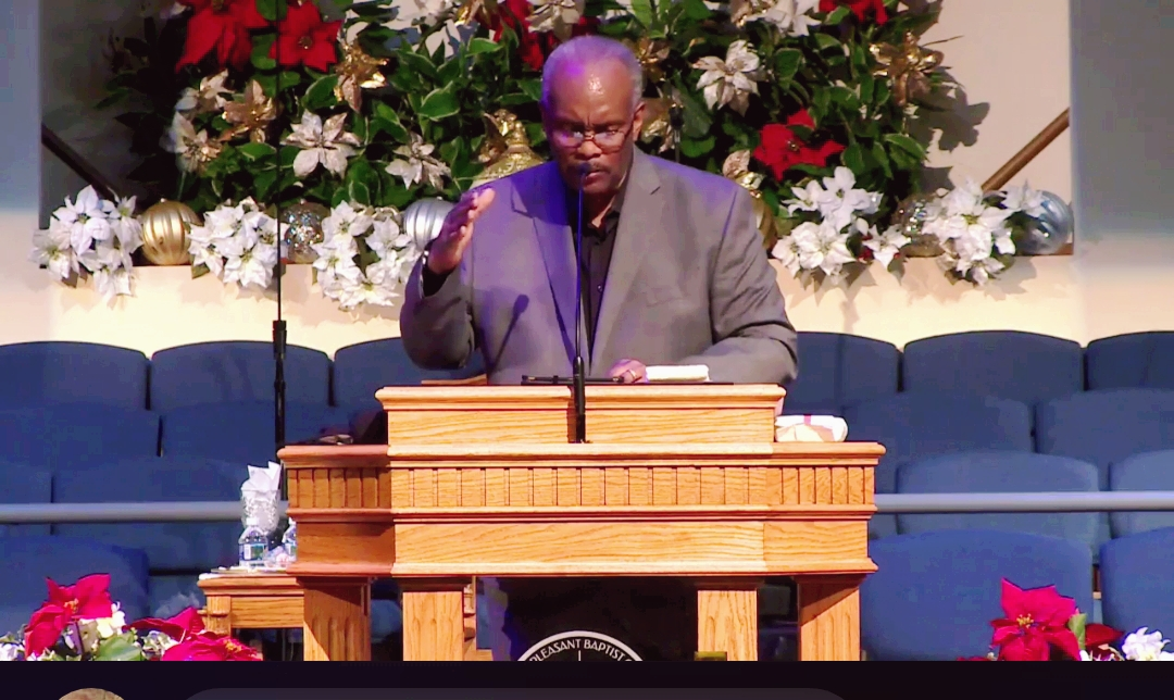 You Have Not Come This Way Before Rev. Dr. Willie E. Robinson