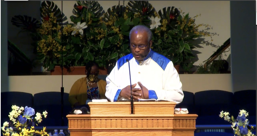 The Praise Posture Of A Peculiar People Rev. Dr. Willie E. Robinson