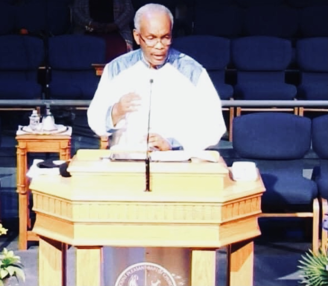 God's Remedy For Emotional Exhaustion Rev. Dr. Willie E. Robinson