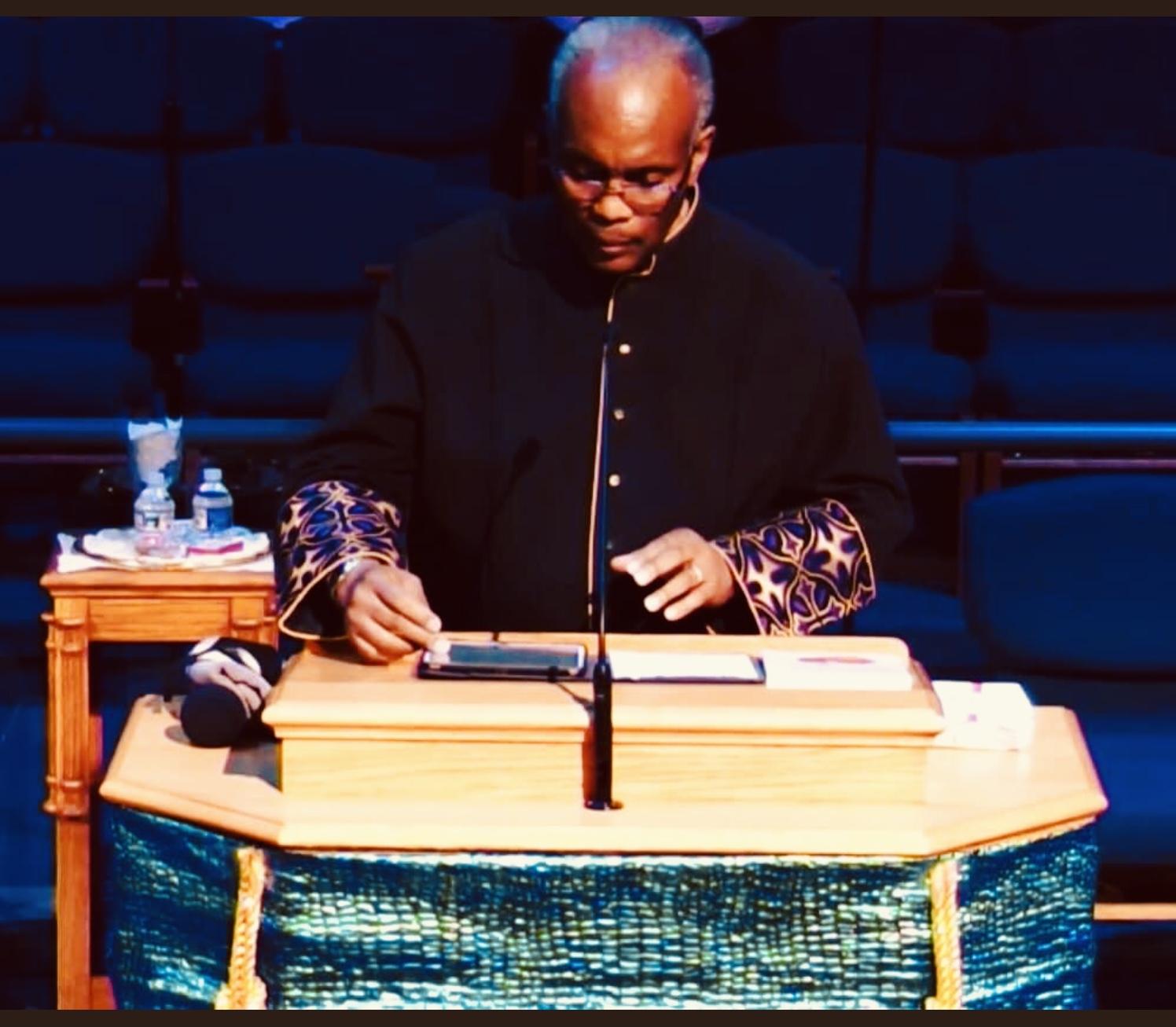 Unity & Diversity- Part 3 Rev. Dr. Willie E. Robinson