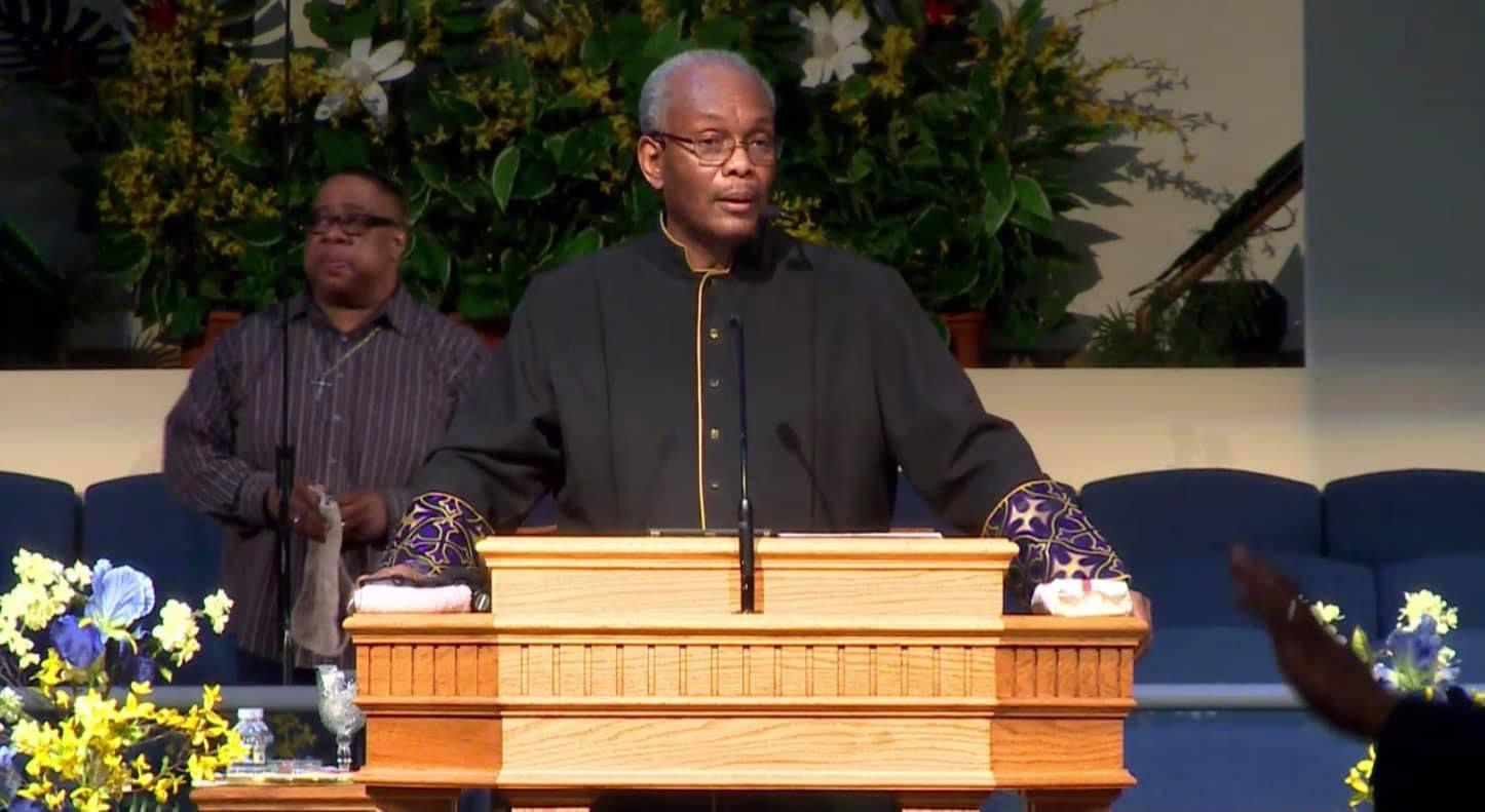 The Power Of Christ's Sacrifice Rev. Dr. Willie E. Robinson
