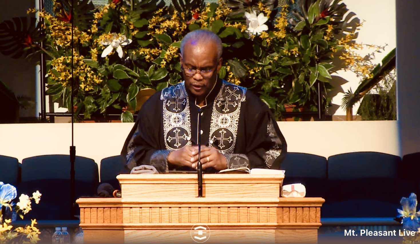 The Enablement Of God's Grace Rev. Dr. Willie E. Robinson