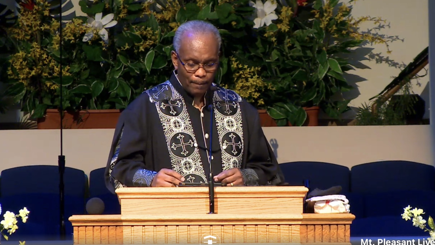 The Portrait Of A Godly Person Rev. Dr. Willie E. Robinson