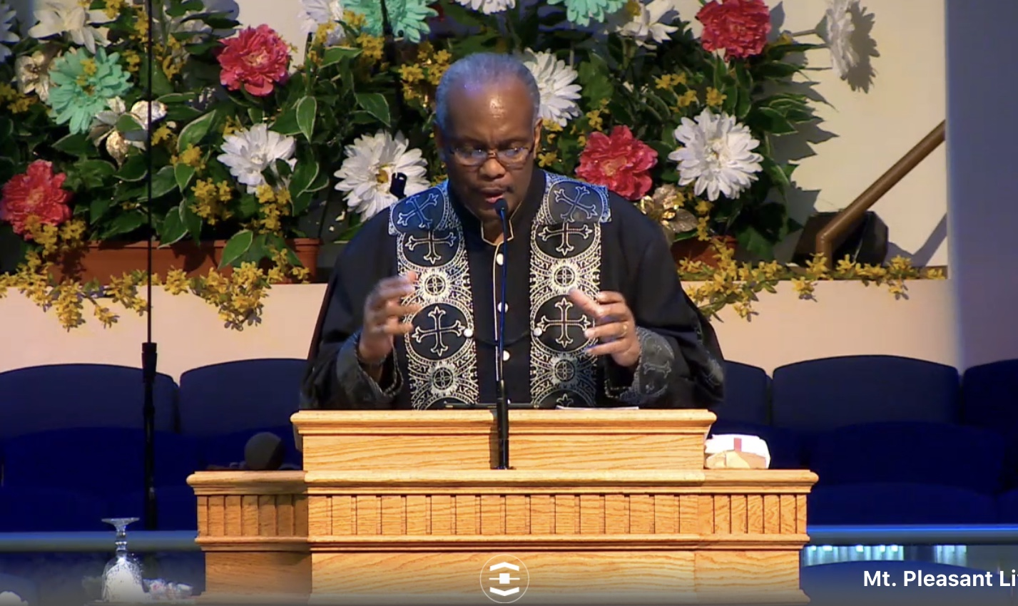 Tremendous Needs For Troublesome Times Rev. Dr. Willie E. Robinson