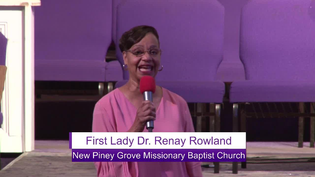 New Piney Grove Missionary Baptist Church  on 11-Mar-21-00:20:11