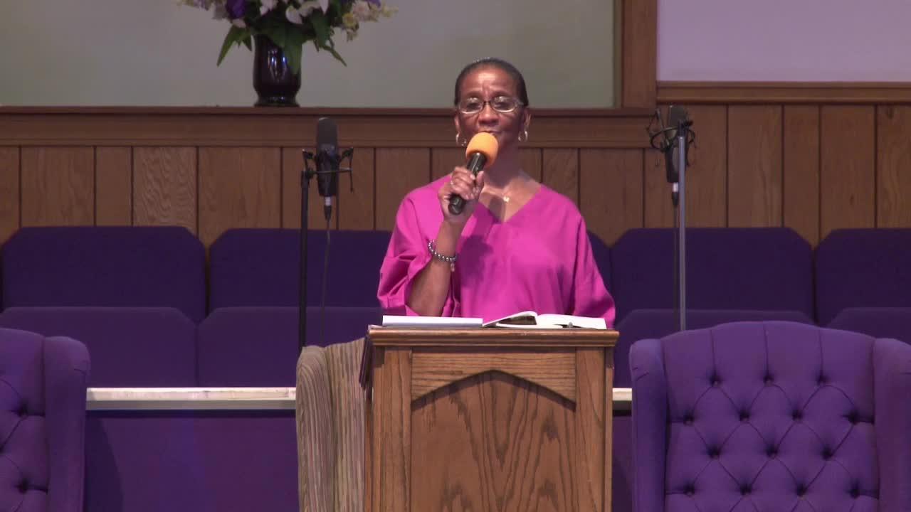 New Piney Grove Missionary Baptist Church  on 15-Jul-20-23:21:18