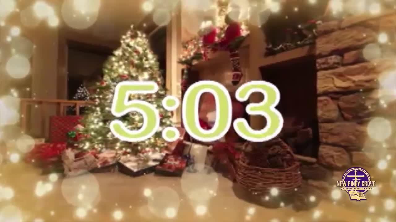 New Piney Grove Missionary Baptist Church  on 17-Dec-20-00:15:08