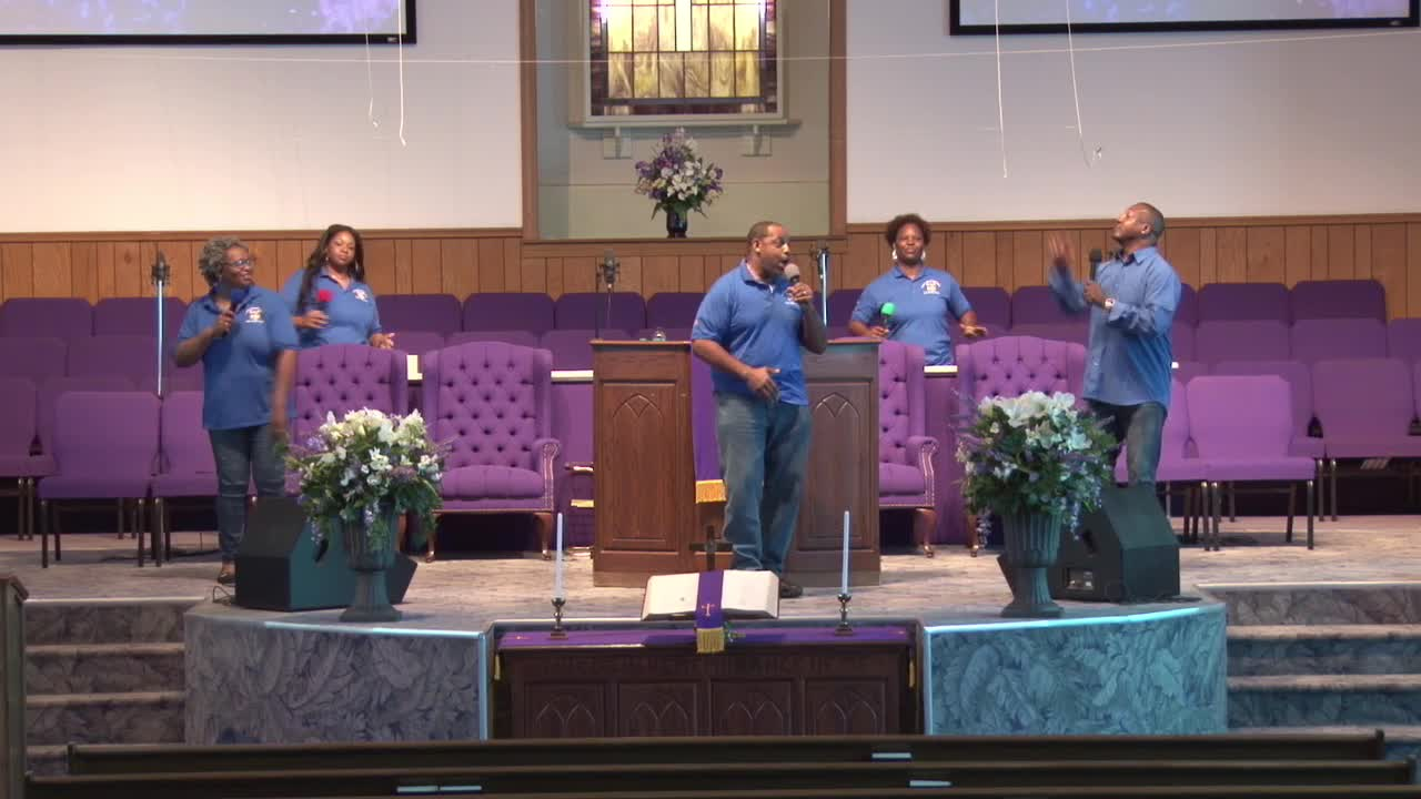 New Piney Grove Missionary Baptist Church  on 17-May-20-09:53:44