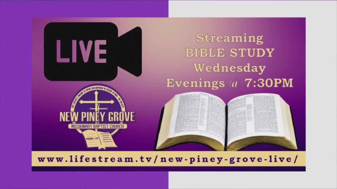 New Piney Grove Missionary Baptist Church  on 19-Aug-20-23:20:19