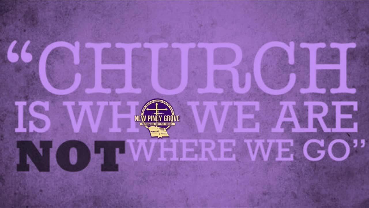 New Piney Grove Missionary Baptist Church  on 25-Apr-21-13:44:45