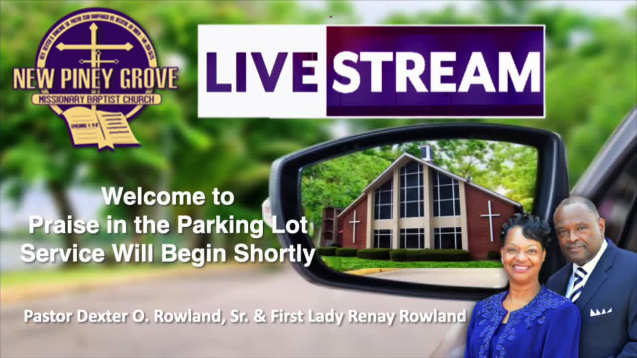 New Piney Grove Missionary Baptist Church  on 27-Sep-20-14:06:19