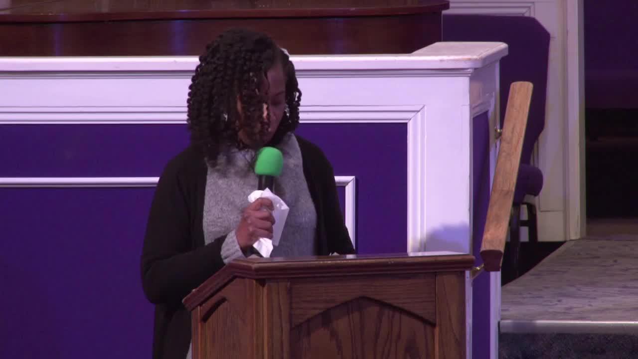 New Piney Grove Missionary Baptist Church  on 28-Jan-21-00:25:48