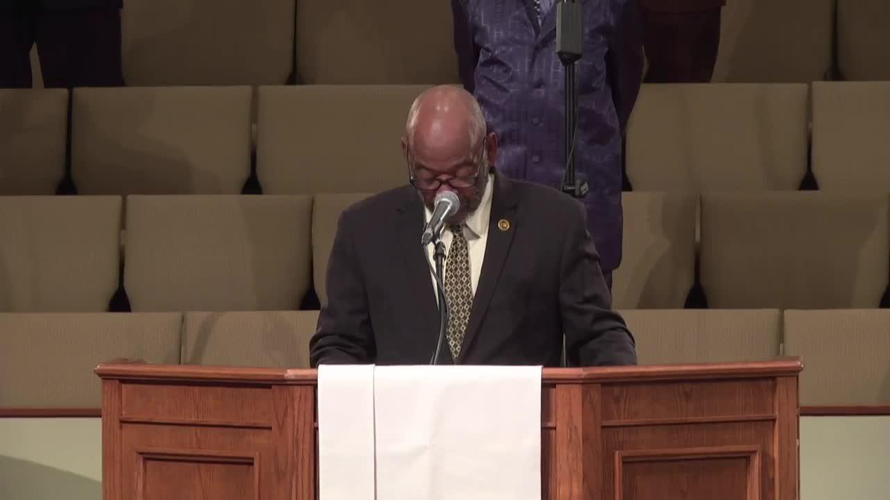 Pleasant Hill Baptist Church Live Services  on 01-Jan-21-03:55:13