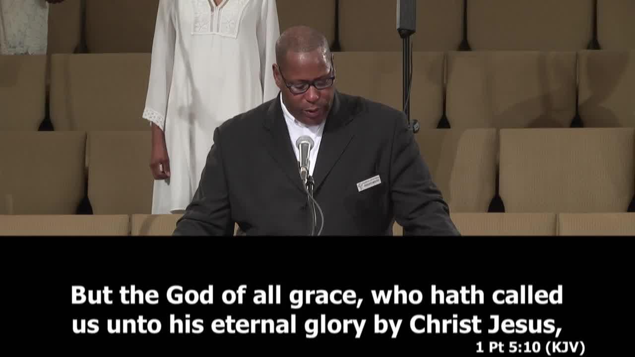 Pleasant Hill Baptist Church Live Services  on 01-Nov-20-12:26:28