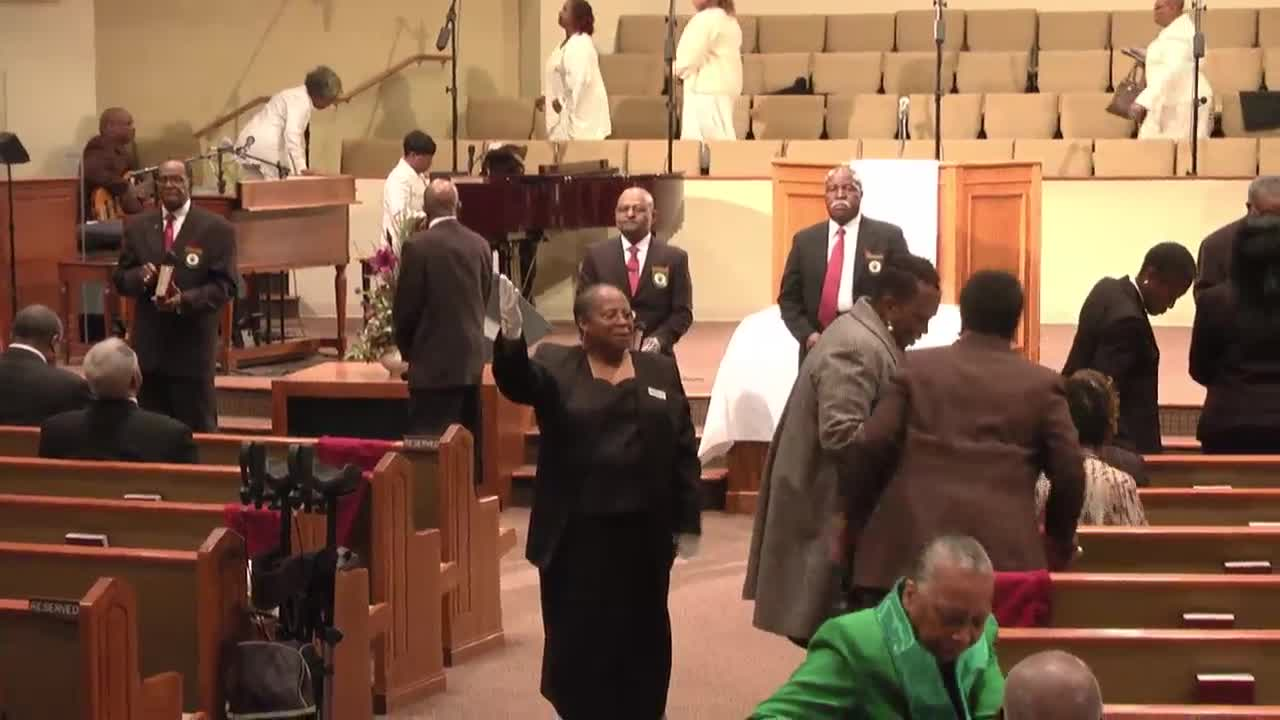 Pleasant Hill Baptist Church Live Services  on 02-Feb-20-12:23:17