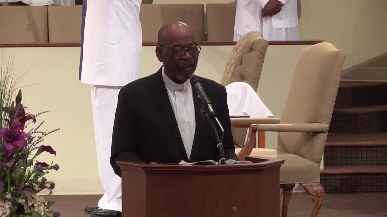 Pleasant Hill Baptist Church Live Services  on 02-May-21-14:54:47