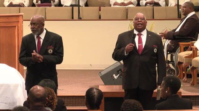 Pleasant Hill Baptist Church Live Services  on 03-Nov-19-12:29:31