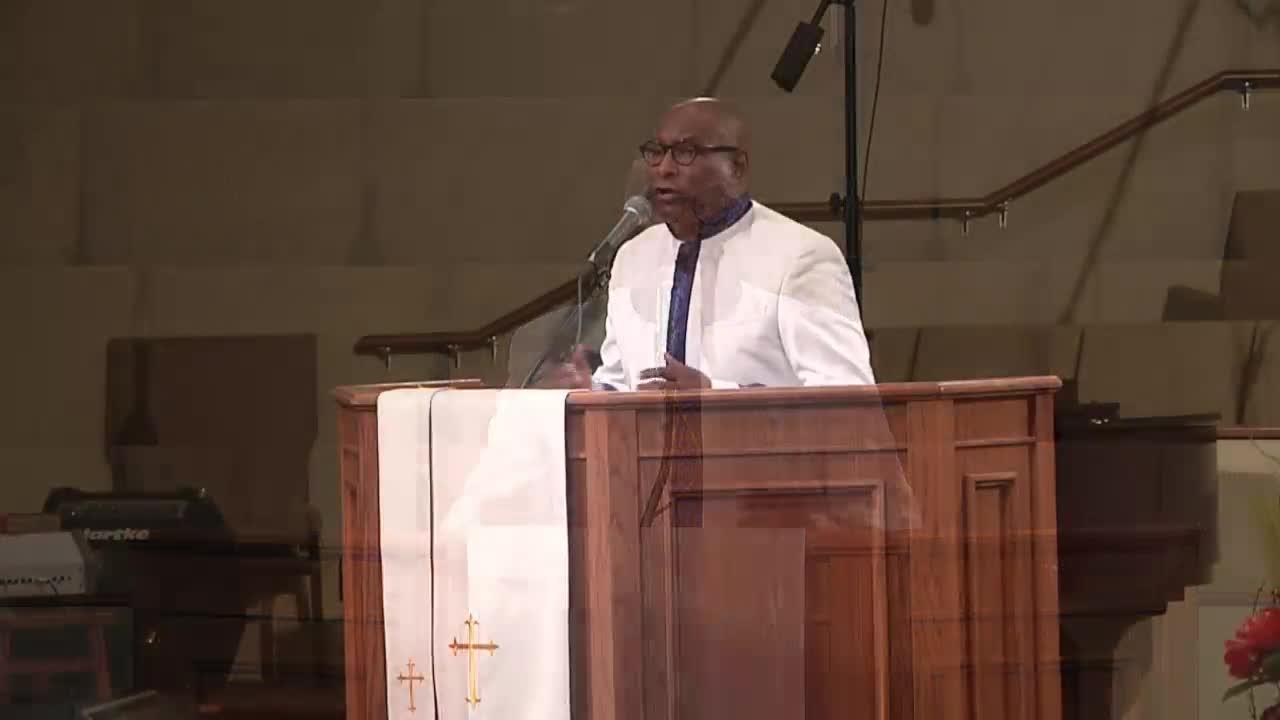 Pleasant Hill Baptist Church Live Services  on 05-Jul-20-11:29:30