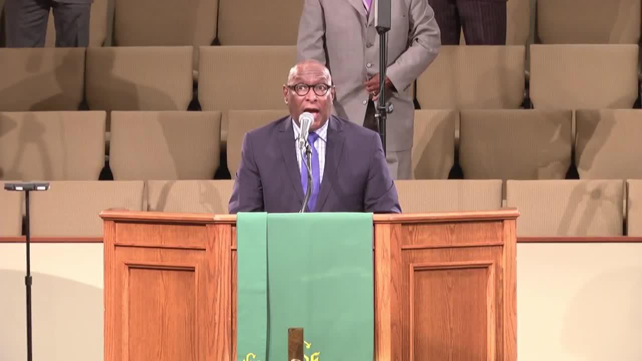 Pleasant Hill Baptist Church Live Services  on 13-Sep-20-11:23:28