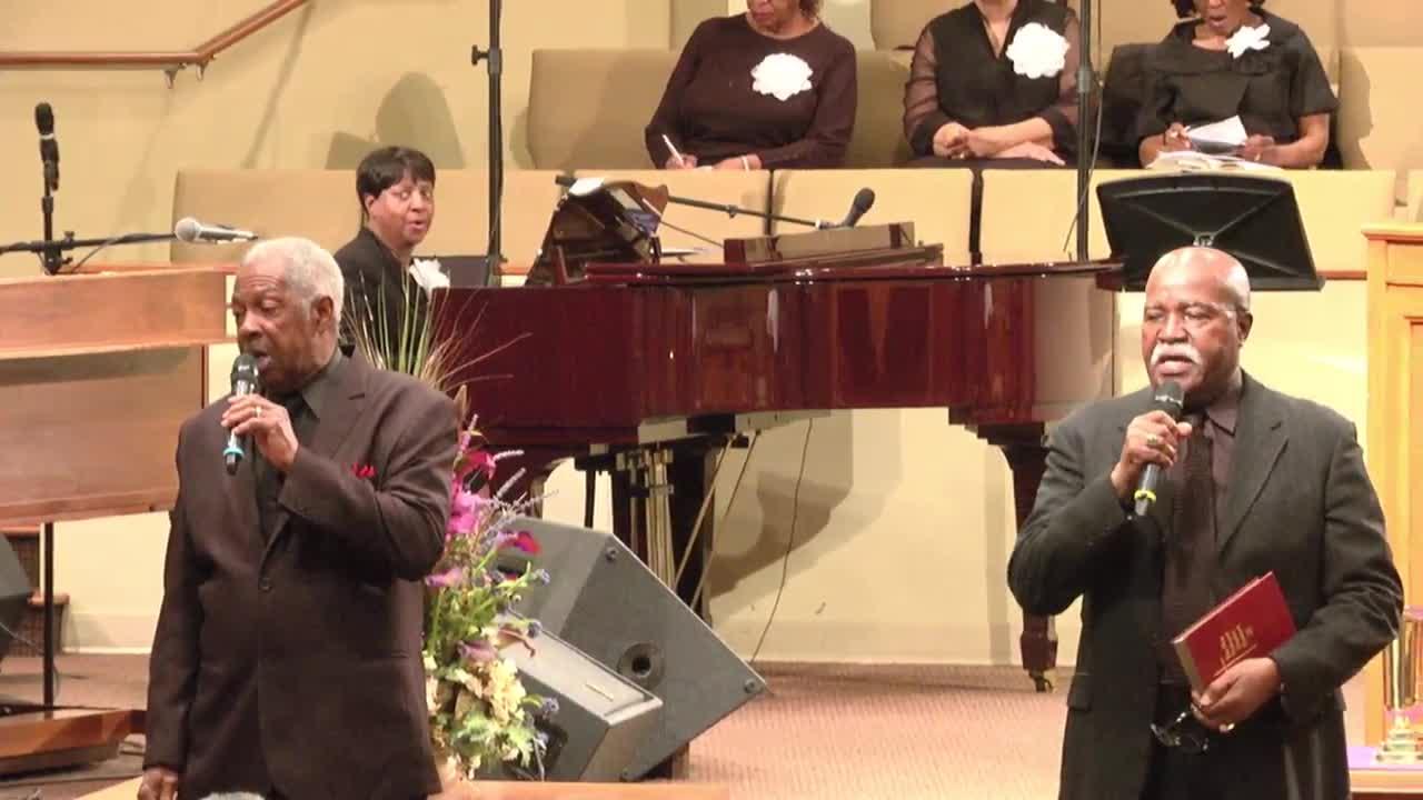 Pleasant Hill Baptist Church Live Services  on 15-Mar-20-11:30:57