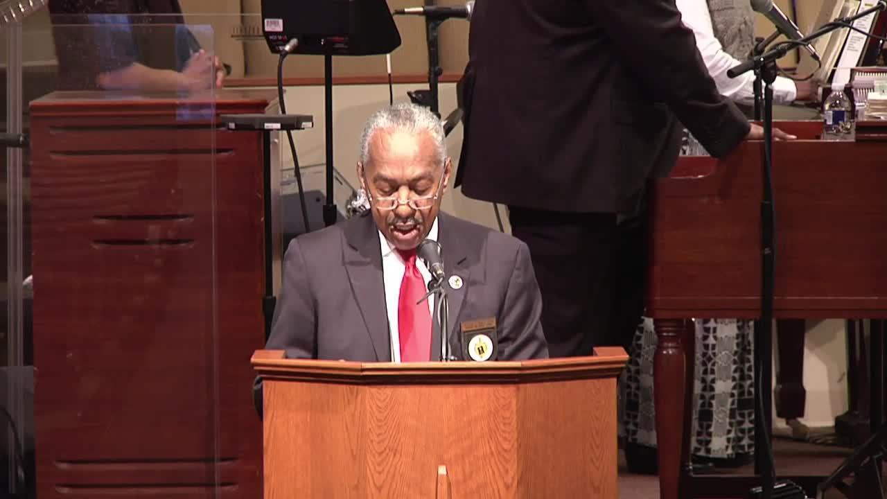 Pleasant Hill Baptist Church Live Services  on 16-Feb-20-12:28:04