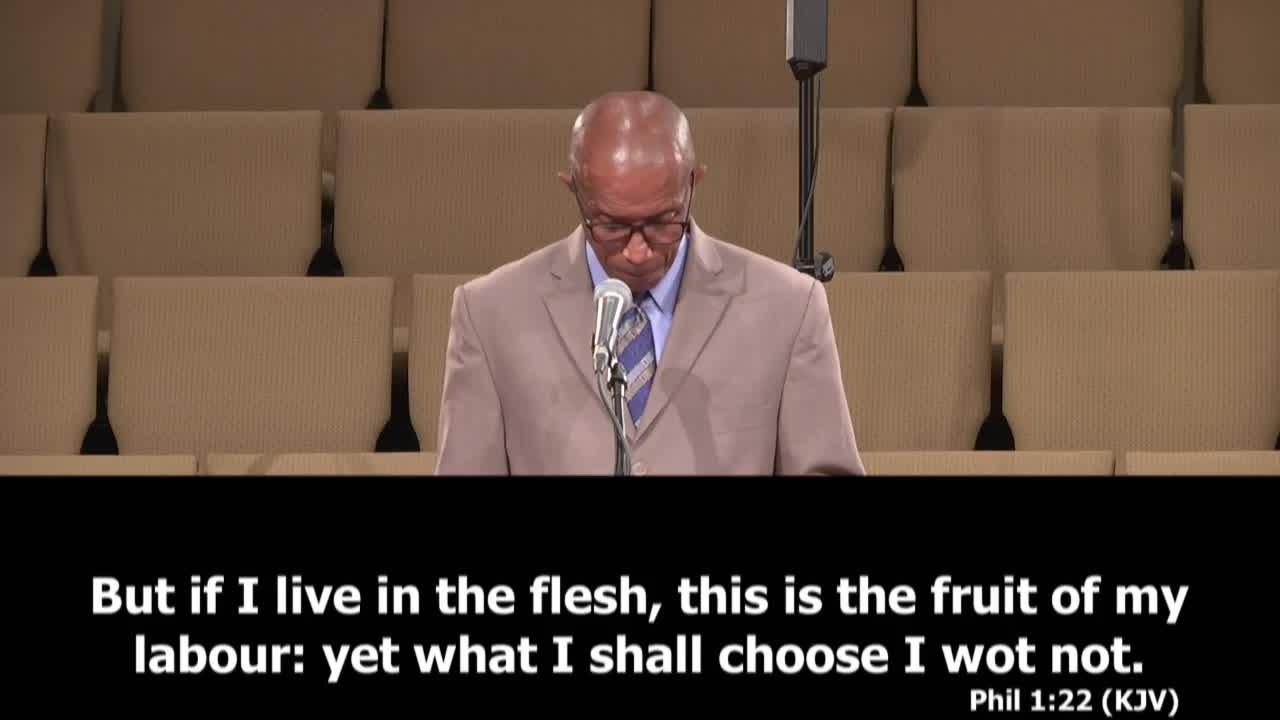 Pleasant Hill Baptist Church Live Services  on 20-Sep-20-11:25:12