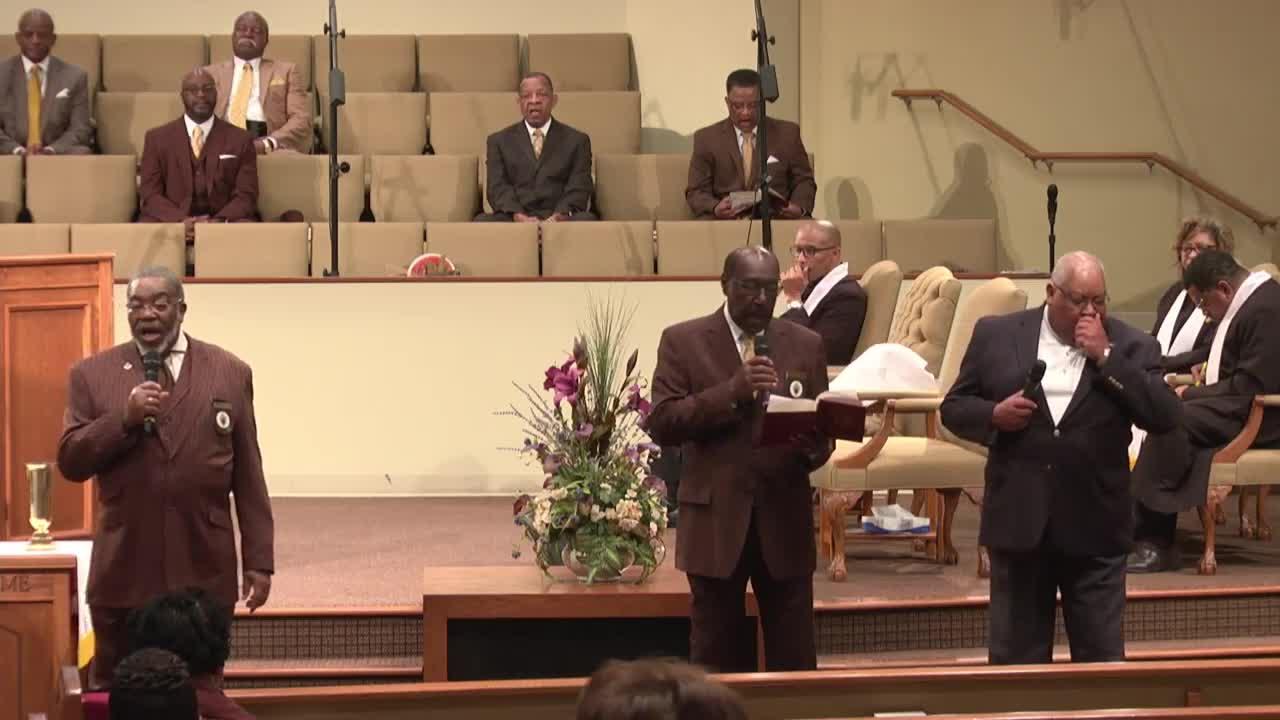 Pleasant Hill Baptist Church Live Services  on 23-Feb-20-12:30:35