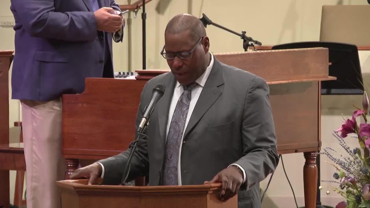Pleasant Hill Baptist Church Live Services  on 28-Feb-21-12:29:21