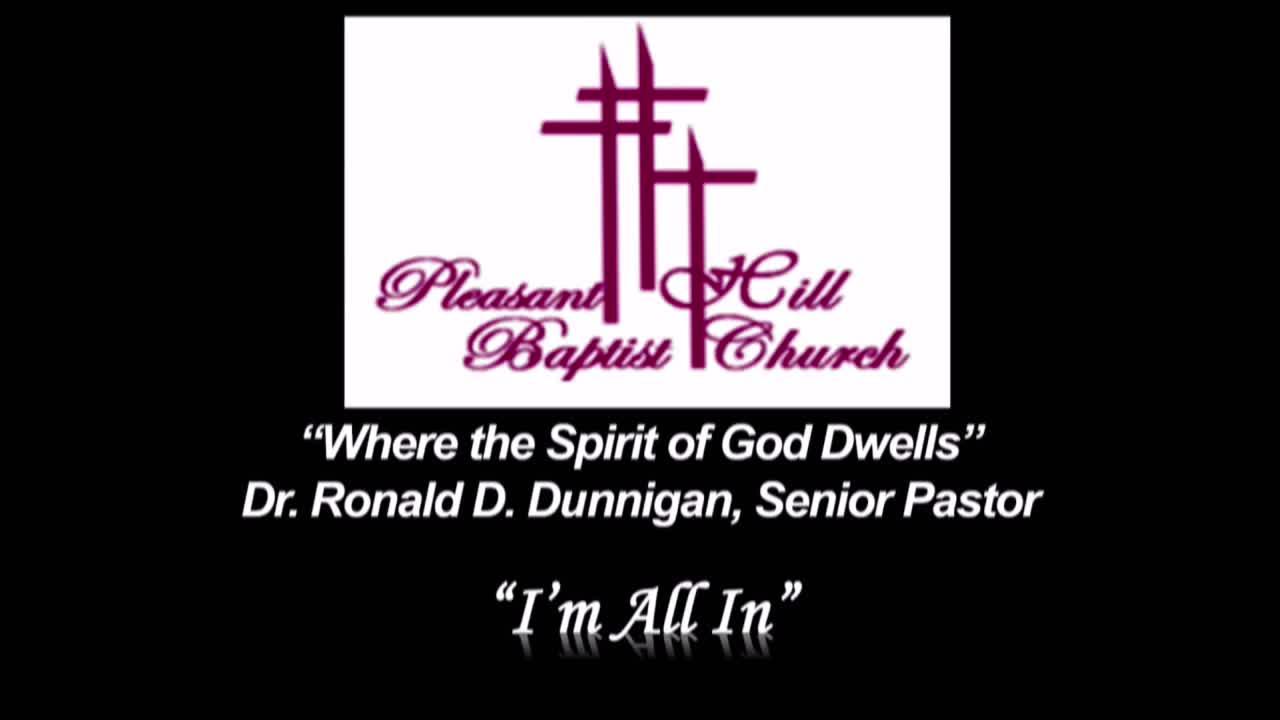 Pleasant Hill Baptist Church Live Services  on 29-Mar-20-14:59:25