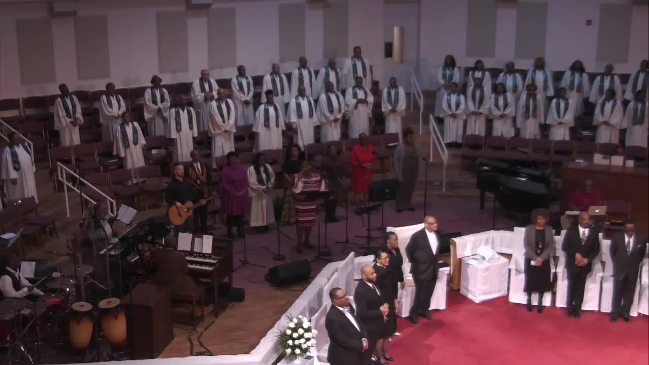 Saint Philip African Methodist Episcopal Church on 02-Feb-20-12:50:00